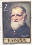 Sellos de Europa - España -  PINTURA- Ribadeneyra (F.Madrazo)   (G)