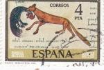 Sellos de Europa - España -  PINTURA CODICES- Biblioteca Nacional   (G)