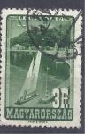 Stamps Hungary -  velero