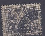 Sellos de Europa - Portugal -  caballo medieval