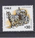 Sellos de America - Chile -  victoria viña del mar