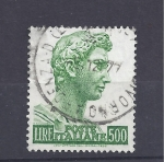 Stamps Italy -  david