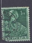 Stamps Switzerland -  ludwig pfiffer