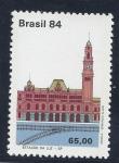 Stamps Brazil -  eatacion la luz