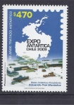 Stamps Chile -  expo antartica