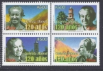 Stamps Chile -  gabriela mistral