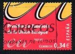 Stamps Spain -  Presidencia española de la Unión Europea