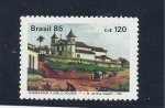 Stamps Brazil -  homenaje a ruede