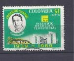 Stamps Colombia -  instituto de credito