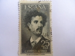 Stamps Europe - Spain -  Ed. 1164 -Pintores - Mariano Fortuny Marsal -Autrorretrato. -