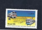 Stamps Brazil -  metro de superficie