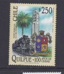 Stamps Chile -  quilpue