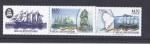 Stamps : America : Chile :  regata bicentenario