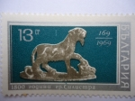 Sellos del Mundo : Europa : Bulgaria : SILISTRA- (Bulgaro a Español) 1800º Anivversario de la ciudad de Silistra-169 al 1969