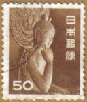 Stamps Asia - Japan -  Escultura