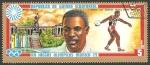Stamps Equatorial Guinea -  XX juegos olímpicos Munich 72, R. Johnson, decatlon