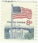 Stamps United States -  CASA BLANCA