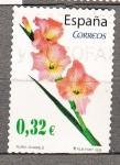 Sellos de Europa - España -  4463 Gladiolo (652)
