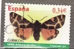 Sellos de Europa - España -  4533 Artemelia (666)