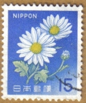 Stamps Asia - Japan -  Margarita