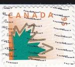 Stamps Canada -  Hoja de Arce