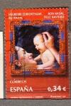 Sellos de Europa - España -  4609 Navidad (673)