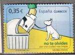 Sellos de Europa - España -  4639 Valores cívicos (686)
