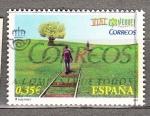 Sellos del Mundo : Europa : España :  4654 Vias Verdes (690)