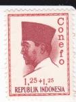 Sellos del Mundo : Asia : Indonesia : Presidente Sukarno 1901-1970 Lider Nacional -Conefo