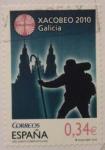 Stamps Spain -  año santo compostelano 2010