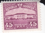 Stamps : Asia : Indonesia :  Central de Correos