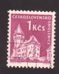 Sellos de Europa - Checoslovaquia -  smolenice
