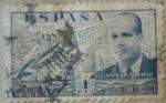Sellos del Mundo : Europa : España : juan de la cierva. correo aereo 1939