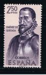 Stamps Spain -  Edifil  1459  Forjadores de América.  ( Gonzalo Jimenez de Quesada. ( 1509 - 1579 )