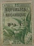 Stamps Mozambique -   republica de mozambique africa 1498 1898