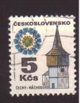 Stamps Czechoslovakia -  cechy- náchodsko