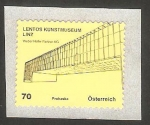 Sellos de Europa - Austria -  2809 - Museo de Arte Moderno Lentos, en Linz
