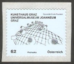 Sellos de Europa - Austria -  2808 - Museo de Bellas Artes de Graz