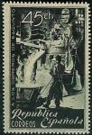 Stamps Spain -  Homenaje Sagunto
