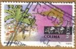 Stamps Mexico -  TURISMO - COLIMA Serie 5