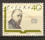 Sellos de Europa - Polonia -  Leopald Staff 1878-1957(escritor).