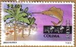 Stamps Mexico -  TURISMO - COLIMA Serie 11