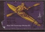 Stamps Russia -  olimpiadas 1978
