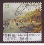 Stamps Germany -  Patrimonio de la U.N.E.S.C.O.