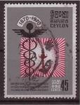 Stamps Sri Lanka -  100 aniversario