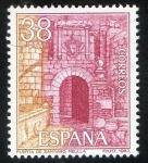 Sellos de Europa - España -  2727-  Paisajes y monumentos.  Puerta de Santiago, Melilla.