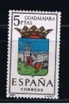 Stamps Spain -  Edifil  1489  Escudos de las capitales de provincias españolas.