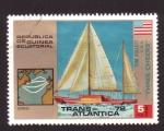 Sellos de Africa - Guinea Ecuatorial -  Trans-atlantica 72