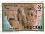 Sellos de Europa - España -  NAVIDAD- 1979- El Nacimiento (Huesca)    (H)