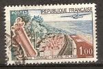 Sellos de Europa - Francia -   Le Touquet-Paris-Plage.